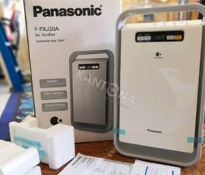 Lắp đặt thực tế máy lọc khí Panasonic F-PXJ30A
