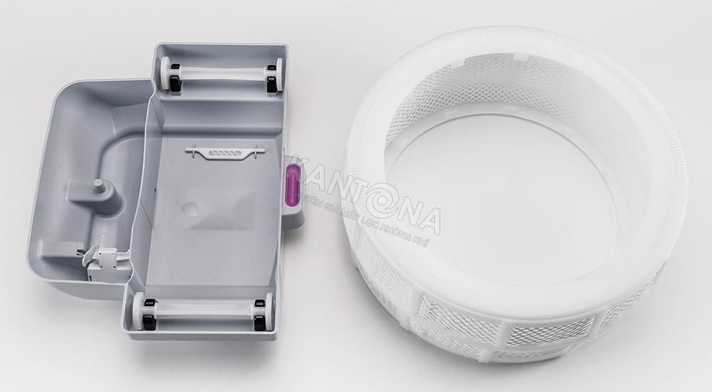 mang tao am boneco h680 - Máy lọc không khí và tạo ẩm BONECO H680