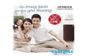 Máy lọc không khí Hitachi chính hãng