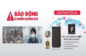 Top máy lọc không khí lọc được bụi mịn PM2.5