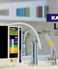 Máy lọc nước điện giải ion kiềm kangen leveluk SD501