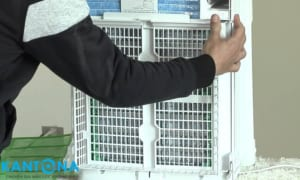 Cách vệ sinh màng lọc không khí