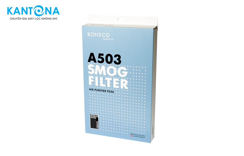 Bo loc khoi thuoc la Boneco A503 chinh hang - Bộ lọc khói thuốc lá Boneco A503 (Smog)