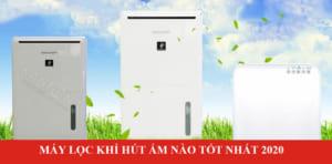 Máy lọc không khí hút ẩm dành cho gia đình