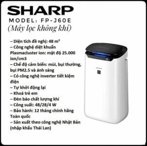 may loc khong khi sharp fp j60e w 300x297 - Trang chủ